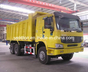6X4 336HP Golden Prince Dump Truck pictures & photos