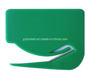 Factory Supply Plastic Paper Letter Opener for Promotion pictures & photos