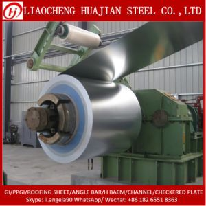 SGCC Dx51d+Z Galvanized Steel Coil Used for Fridge pictures & photos