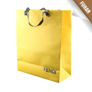 China Factory Custom Made Colorful Gift Paper Bag China pictures & photos