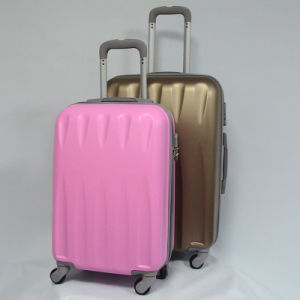 ABS Trolley Case Luggage Zippercase Hard Shell pictures & photos