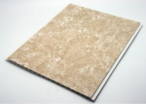 Marble Color PVC Panel for Wall and Ceiling ISO9001 pictures & photos
