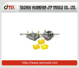 China Plastic Moulds for Bread Crate pictures & photos