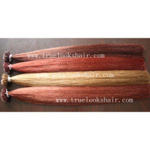 Remy Human Flat Tip Hair Extensions Pre-Bonded Hair