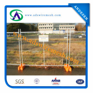 3.4mmx150X50mm Temporary Fence, Temp Fence pictures & photos