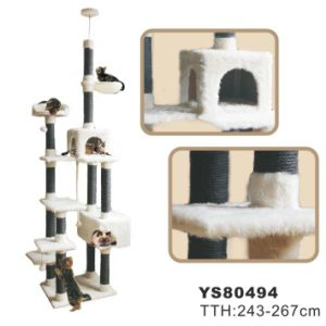 Luxury Cat Scratcher Trees (YS80494) pictures & photos
