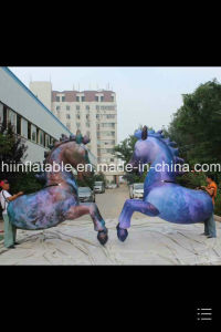 Outdoor Custom Giant Inflatable Horse, Inflatable Costume