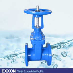 Non-Rising Stem Resilient Seated Gate Valve in Gate Valve pictures & photos