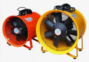 Single Phase Portable Ventilation Fan pictures & photos