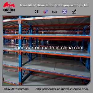 Storage Steel Structure Mezzanine Floor Rack pictures & photos
