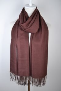 Bamboo Fiber Made Scarf (12-BR010110-1.3) pictures & photos