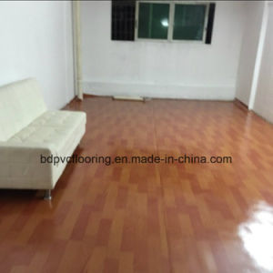 Plastic Flooring Type and Crystal Deep Embossed/PVC Flooring pictures & photos