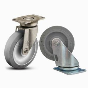 3.5 Inch TPR Swivel Caster pictures & photos