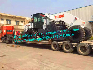 Wr2300 Multifunctional Cold Recycler 2300mm Mixing Width Road Maintenance