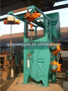 Q376 Type Hook Shot Blast Cleaning Machine pictures & photos
