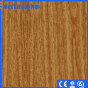 3D Wood Series Acm ACP Aluminum Composite Panel for Interior Decoration pictures & photos
