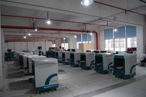 Security Scanning System: Xj5535 Guard Spirit X Ray Baggage Machine pictures & photos