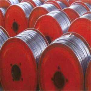 Optical Fiber Ground Wire as Aluminum Clad Steel Wire in Wooden Drum pictures & photos