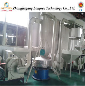 PVC, HDPE, PE, LDPE, LLDPE, ABS Plastic Pulverizer pictures & photos