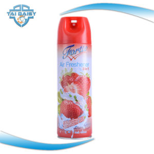 Strawberry Fragrance Air Freshener Spray for Air Cleaning pictures & photos