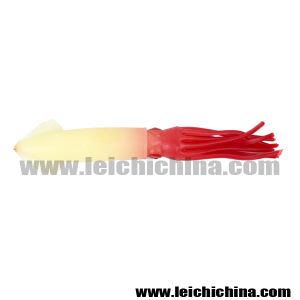 Life Like Luminious Artificial Bait Soft Squid Fishing Lure pictures & photos