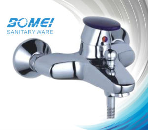Glass Handle Bath Faucet (BM50601) pictures & photos