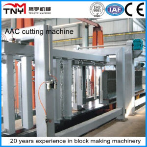 Automatic AAC Block Machine/Automatic AAC Block Production Line pictures & photos