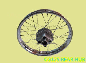 Ww-6301 Cg125 Motorcycle Brake Wheel Hub Drum pictures & photos