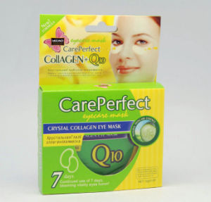 Eye Mask with Q10 (cucumber extract) pictures & photos