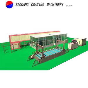 Powder Coating Machine/Powder Coating Production Line pictures & photos
