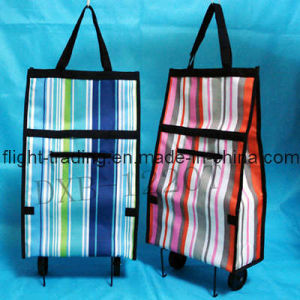 600d Printing Shopping Trolley Bag -- Dxb-1220t