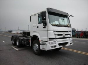 Sinotruk HOWO 3 Alxes Tractor Truck pictures & photos