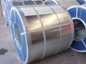 Dx51d Z40-Z100 Hot Dipped Galvanized Steel Coil Gi pictures & photos