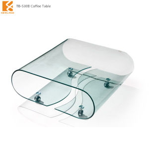 Modern Hot Bend Glass Furniture (TB-530B)