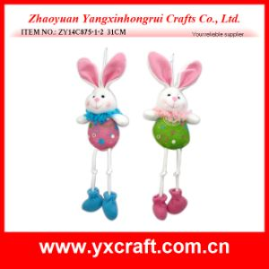 Easter Decoration (ZY14C875-1-2) Easter Bunny Hanging Gift pictures & photos