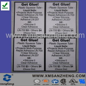 Custom Self Adhesive Paper Price Labels pictures & photos