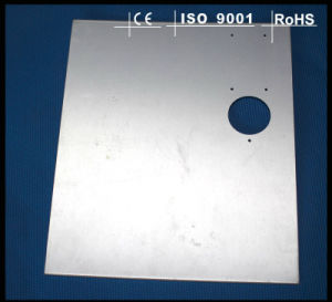 Electrical Aluminum Stamping Sheet Metal Part pictures & photos