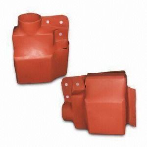 Joint Boxes with Bolt Height Ranging From 35 to 120mm, Available in Red, Yellow and Green