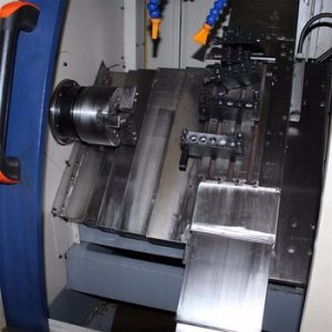 Sleeve Type Spindle Slant Bed CNC Lathe (CK-32L) pictures & photos