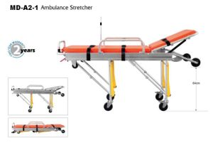 Md-A2-1 Automatic Loading Stretcher, Ambulance Stretcher, -CE Approved