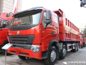 Sinotruk HOWO Dump Truck / Tipper Truck / Heavy Duty Truck pictures & photos