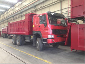 Chinese Factory Sino 6X4 10wheel HOWO Dump Truck Prices pictures & photos