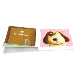 Custom Board Book, Special Shape, Child Book (OEM-EH080) pictures & photos