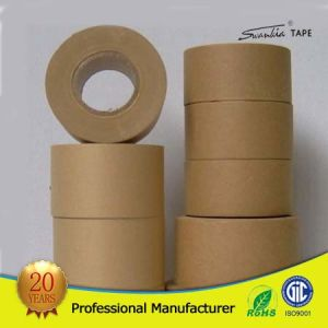 Logo Printed Kraft Paper Tape with SGS Certificate pictures & photos