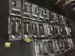 EVA Injection Mold, Rubber Rubber, One Time Injection EVA Mold, EVA Injection Boot Mold, EVA Injection Mould, Rubber Mould, TPU Mould pictures & photos