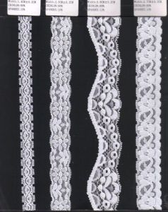 Factory Wholesale Super Stretch Lace (carry OEKO-TEX certification W70017) pictures & photos