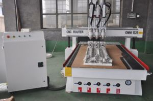Multifunction Furniture Making Machine CNC Router with Ce pictures & photos