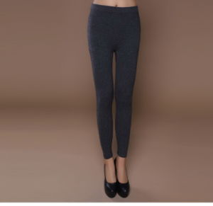Yak Wool/ Yak Cashmere/ Knitted Wool Pants/Garment/Textile/Fabric pictures & photos