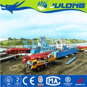 Factory Direct 6′′-20′′ Cutter Suction Hydraulic Dredger for Sale pictures & photos