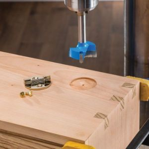 Hinge Boring Bit with Carbide for Wood Industrial pictures & photos